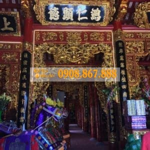 Mẫu Triều Châu Thờ CV-0287