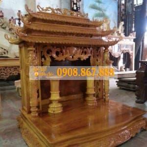 Mẫu Bàn Thờ Thần Tài SĐ-0187