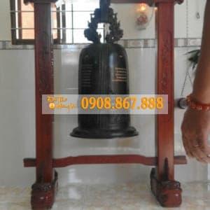 Mẫu Giá Treo Chuông Đồng SĐ-0414
