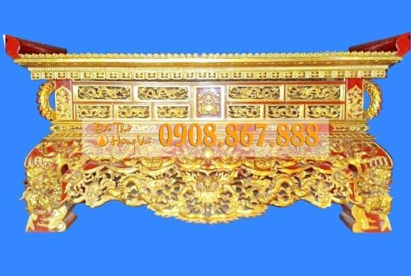Mẫu Bàn Thờ Ô Xa SĐ-0254