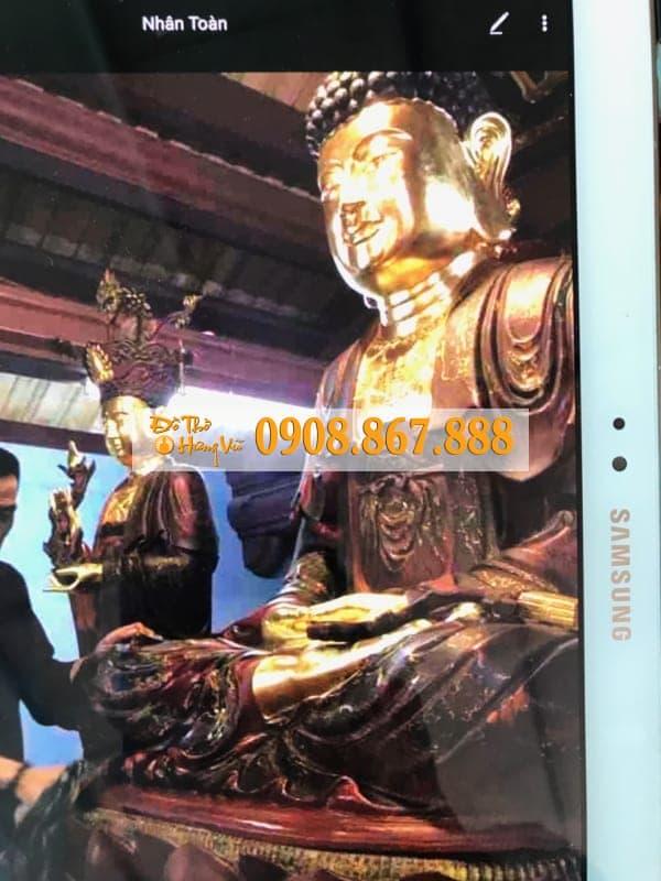 Mẫu Tượng Phật Sơn Đồng SĐ-0431