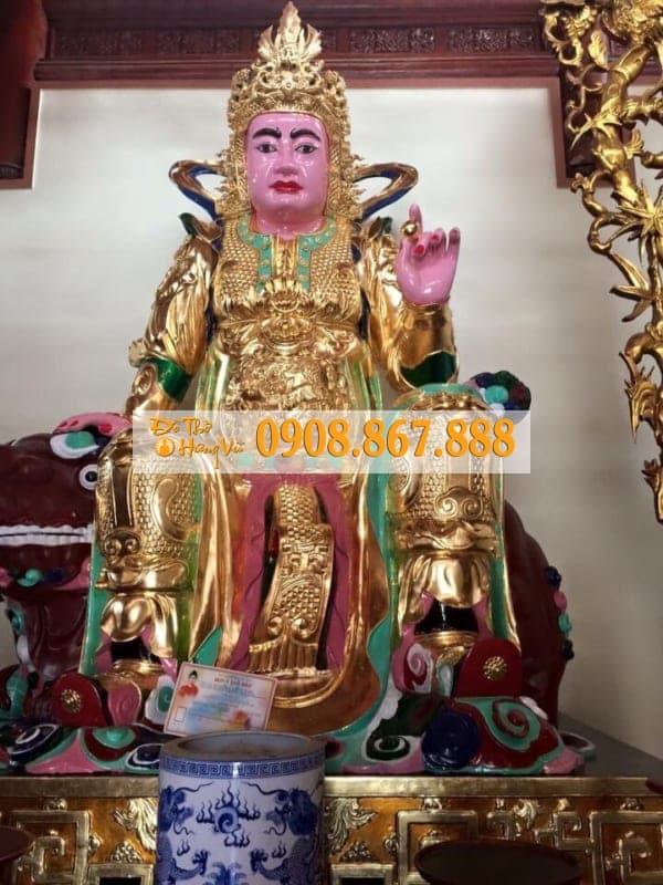 Mẫu Tượng Phật Sơn Đồng SĐ-0417