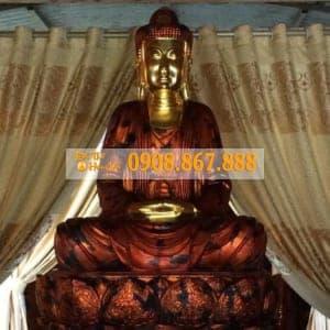 Mẫu Tượng Phật Sơn Đồng SĐ-0218