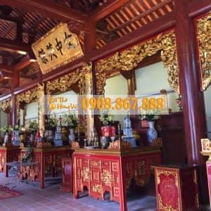 Đền thờ Hai Bà Trưng Huyện Mê Linh Tỉnh Vĩnh Phúc