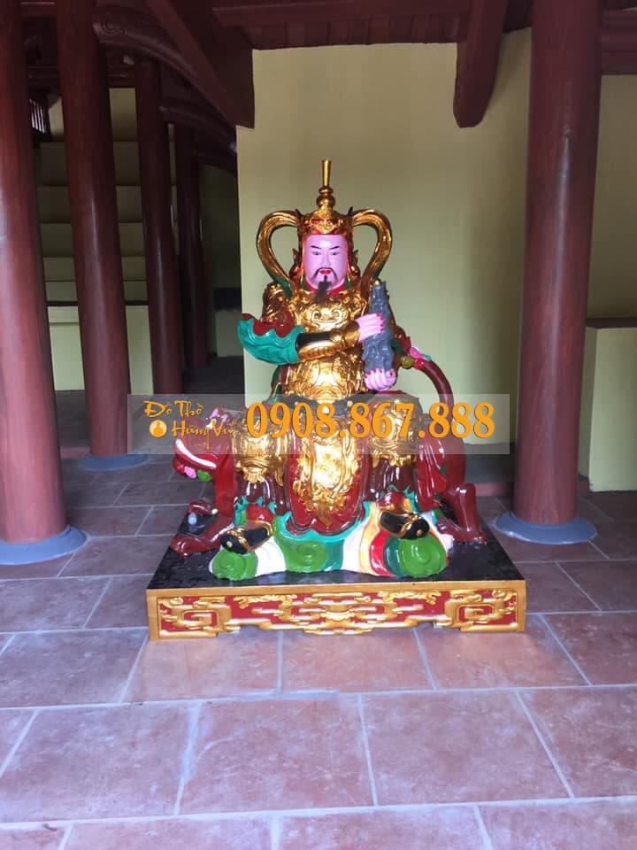 Tượng Phật Hộ Pháp