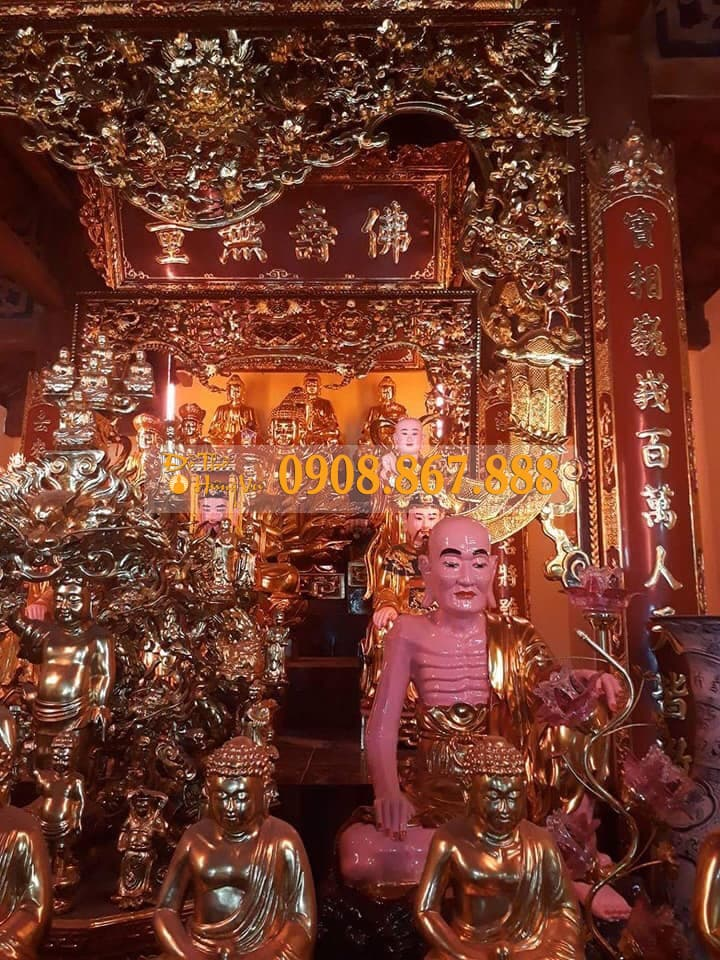 Tìm Hiểu Tượng Phật Di lặc Tuyết Sơn  .