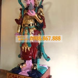 Tượng Phật Hộ Pháp 07