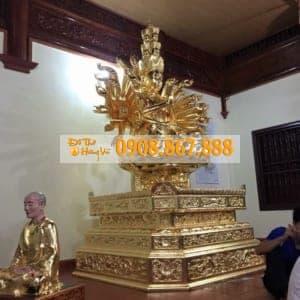 Tượng Phật Bà Quan Âm Thiên Thủ Thiên Nhãn 04
