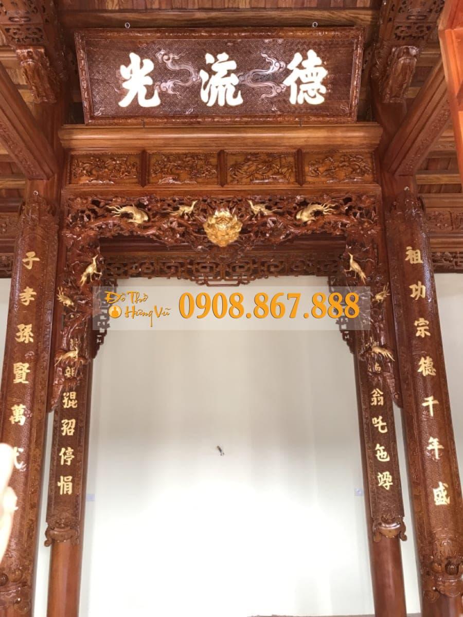 Mẫu Cửa Võng Phun PU