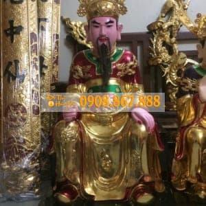 Tượng Trần Triều 01