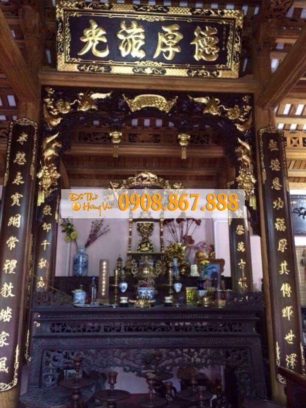 Mẫu Cửa Võng Phun PU Thếp Vàng Điểm