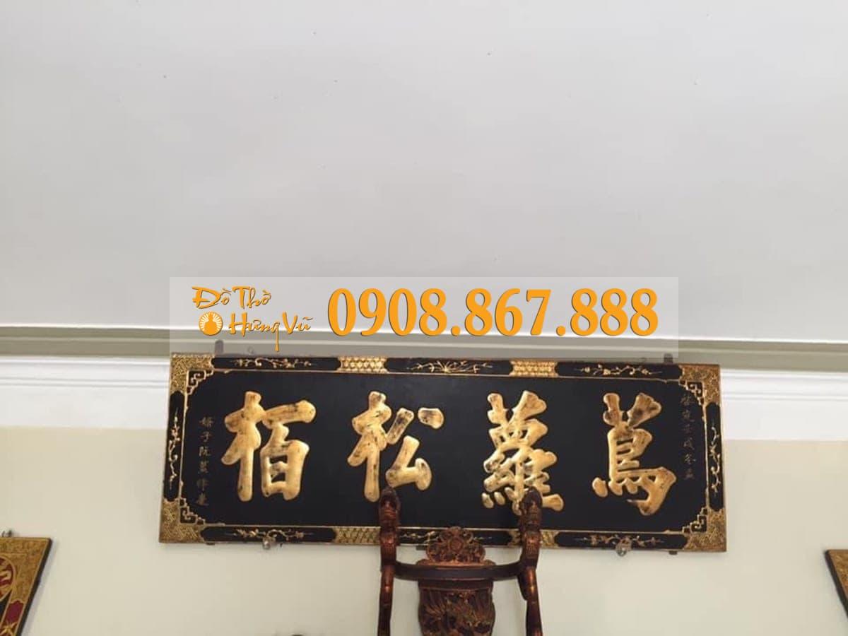 Phục Chế , Tô Lý Đồ Thờ – Tượng Phật – Sơn Son Thếp Vàng