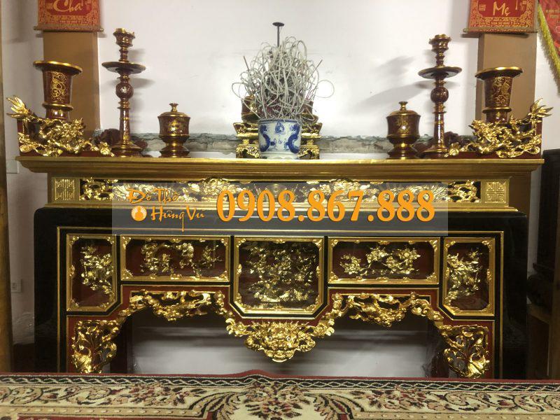 bàn thờ ô xa