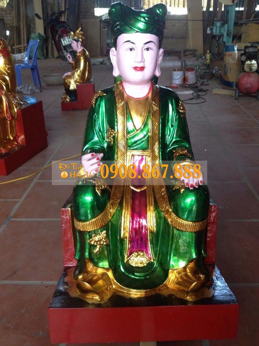 Sơn Son Thếp Vàng Đồ Thờ - Tượng Phật