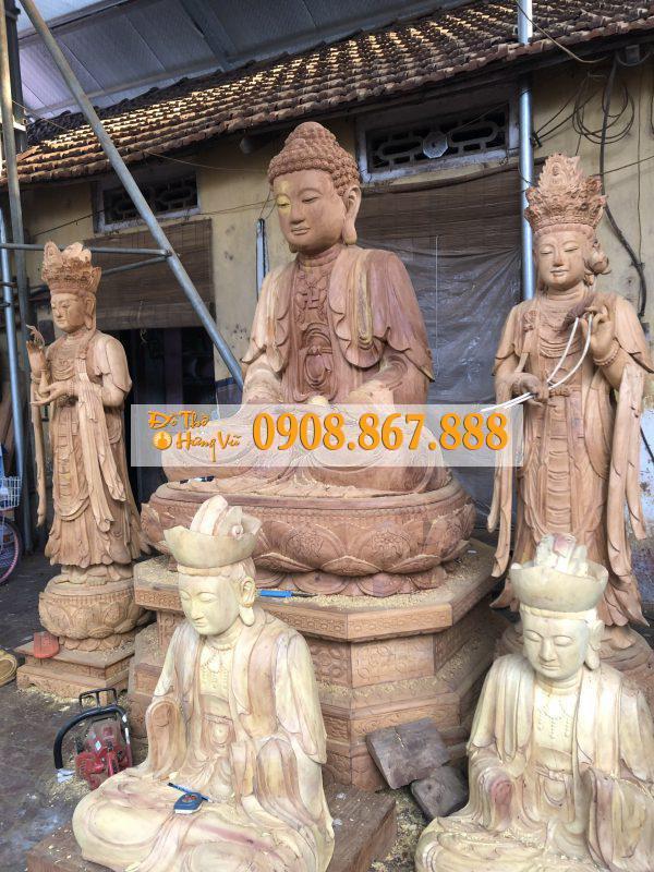 Tìm Hiểu Tượng Phật A Di Đà ?
