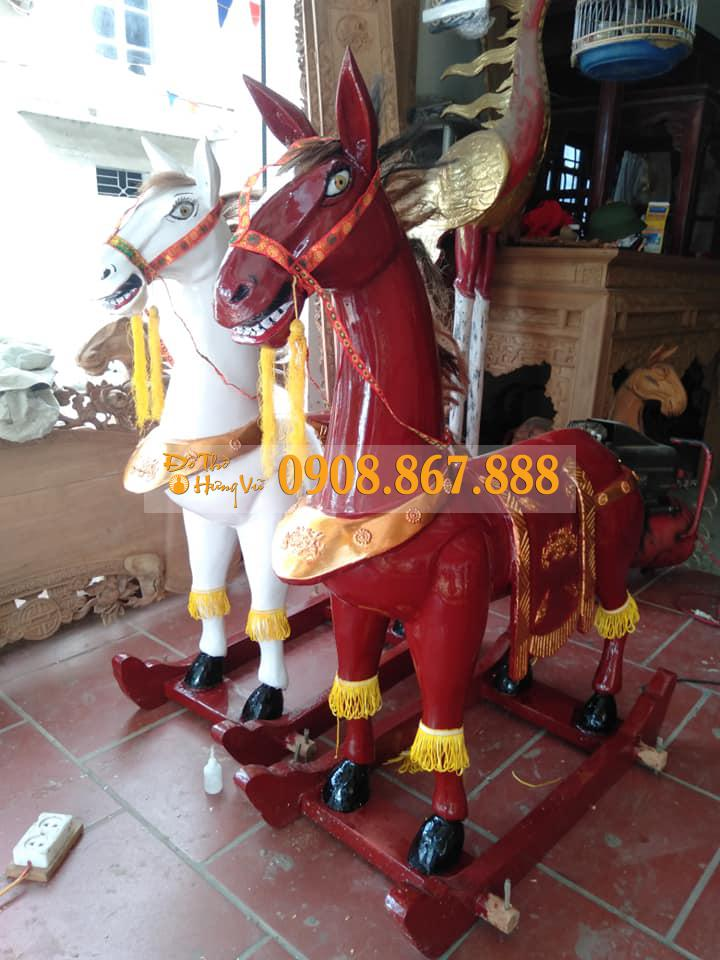 ngựa thờ