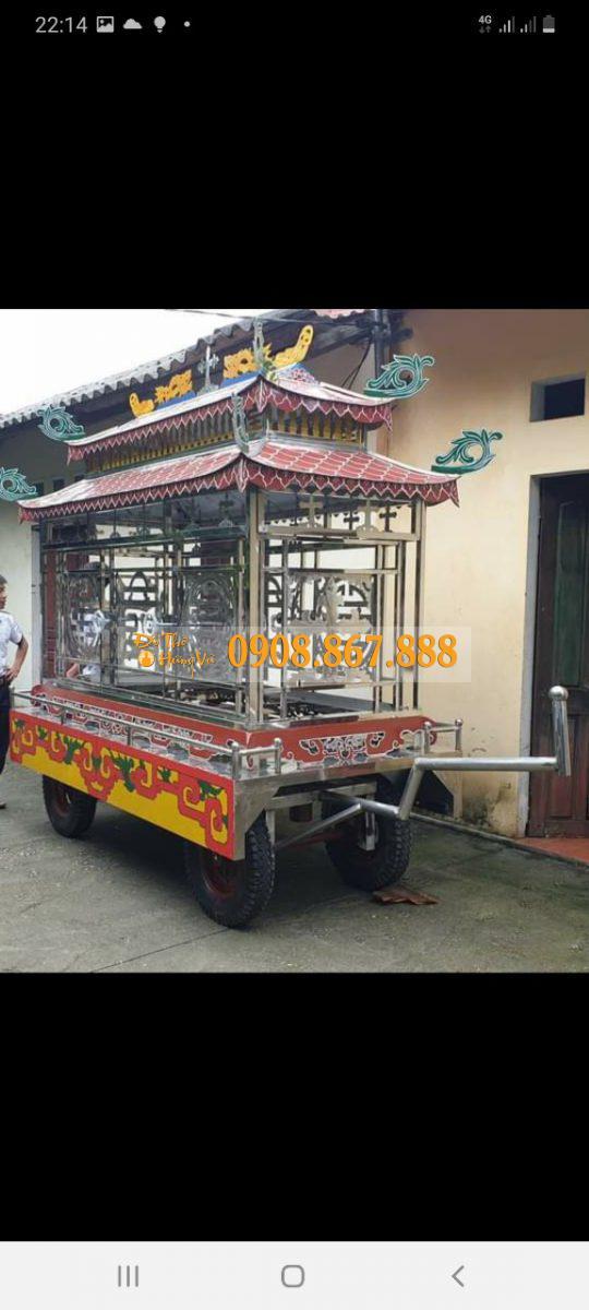 xe tang inox